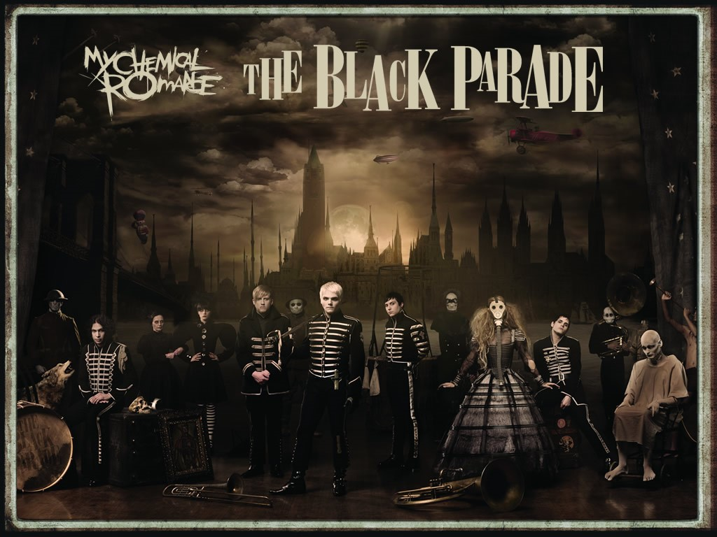 Chord Guitars Chord My Chemical Romance Welcome To The Black Parade