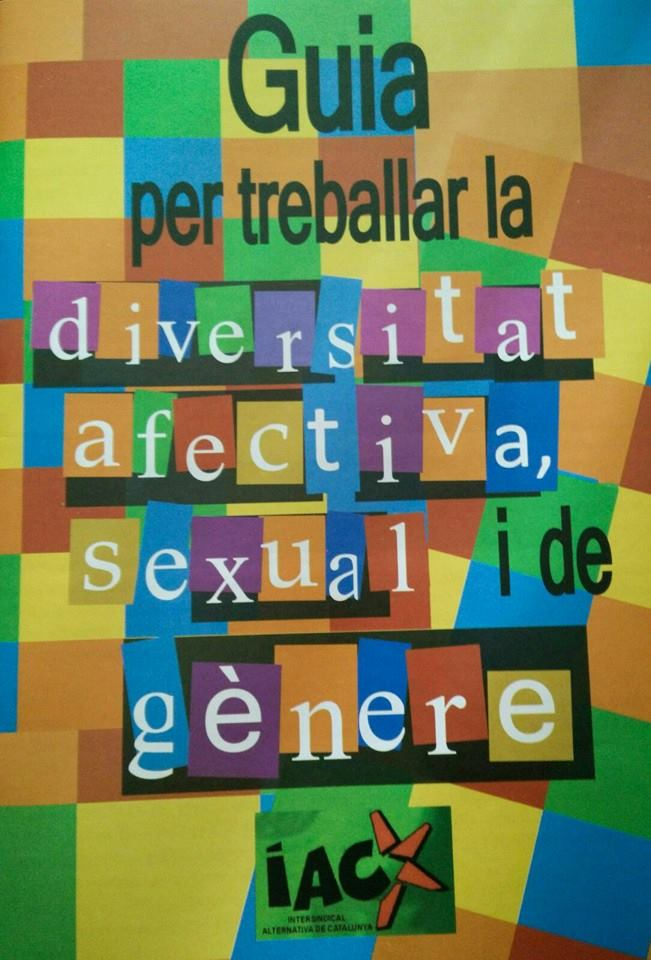 """""""diversitat afectiva, sexual i de gènere"""""""