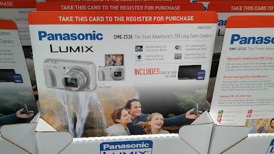 Panasonic Lumix DMC-ZS35 is portable and great for travel and can still take good photos