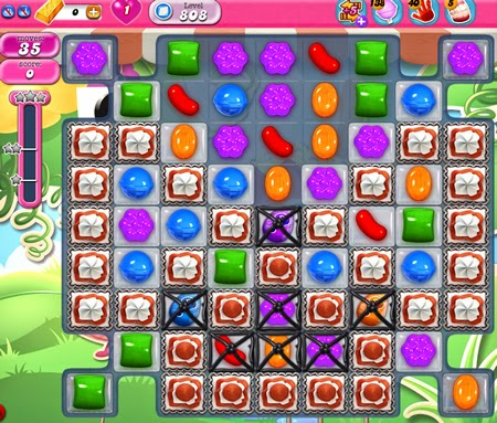 Candy Crush Saga 808