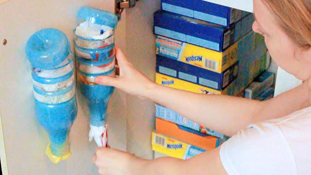 идея хранения пакетов