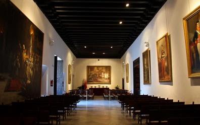 Historiarte sevilla entrada palacio mud jar y jardines for Cuarto real alcazar sevilla