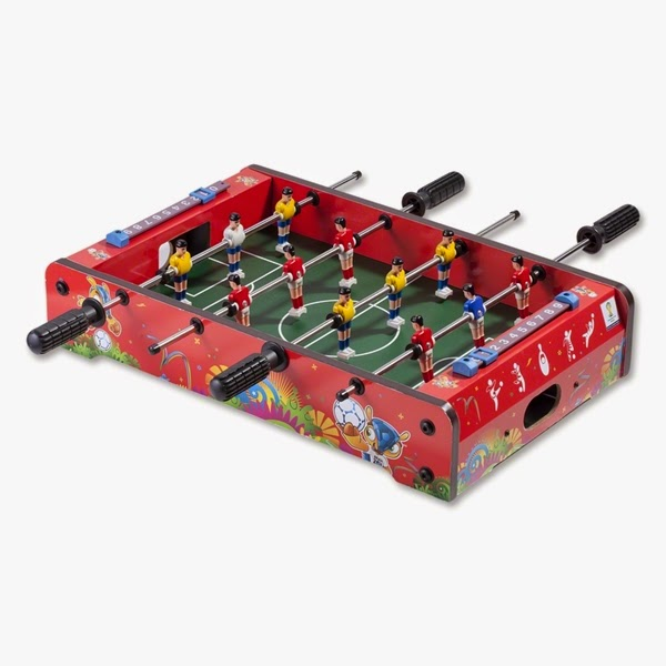 2014 FIFA World Cup Brazil Foosball Table Game