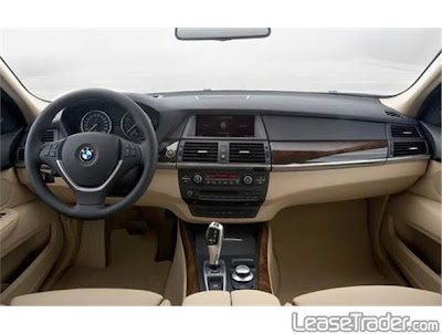 2012 BMW X5 xDrive50i Interior