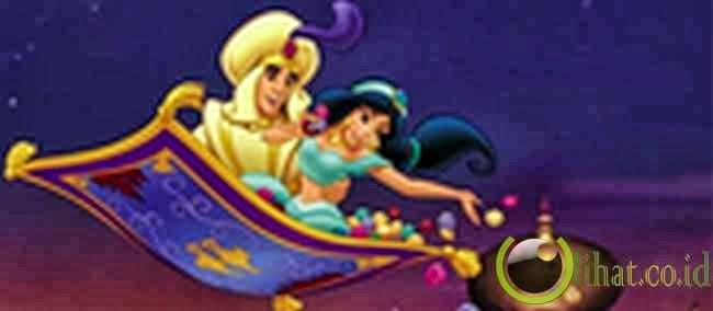 Suara Misterius di Aladdin