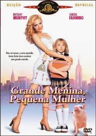 Filme Grande Menina Pequena Mulher Dublado AVI DVDRip