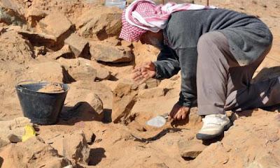 1300 year old palace found in Saudi Arabia