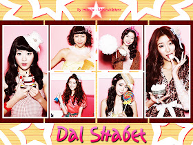 : : Dal Shabet_Darling : :