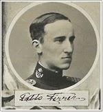 Teniente Pablo Ferrer Madariaga