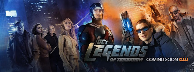 dc Legends of Tomorrow sezonul 1 primul episod online subtitrat
