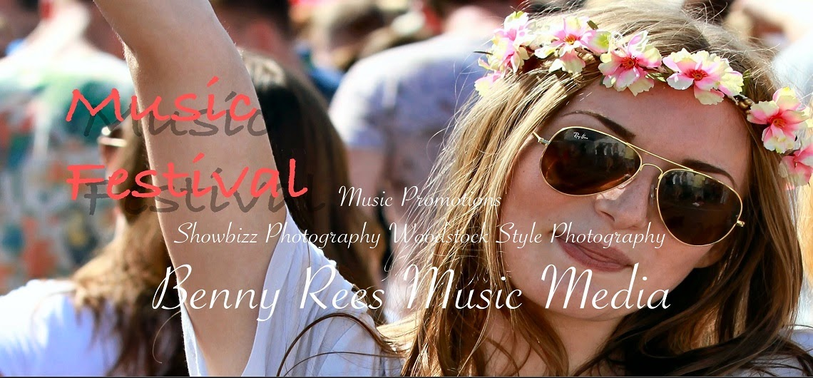 Benny Rees Music Media Platform and Woodstock Style Festival Photographer