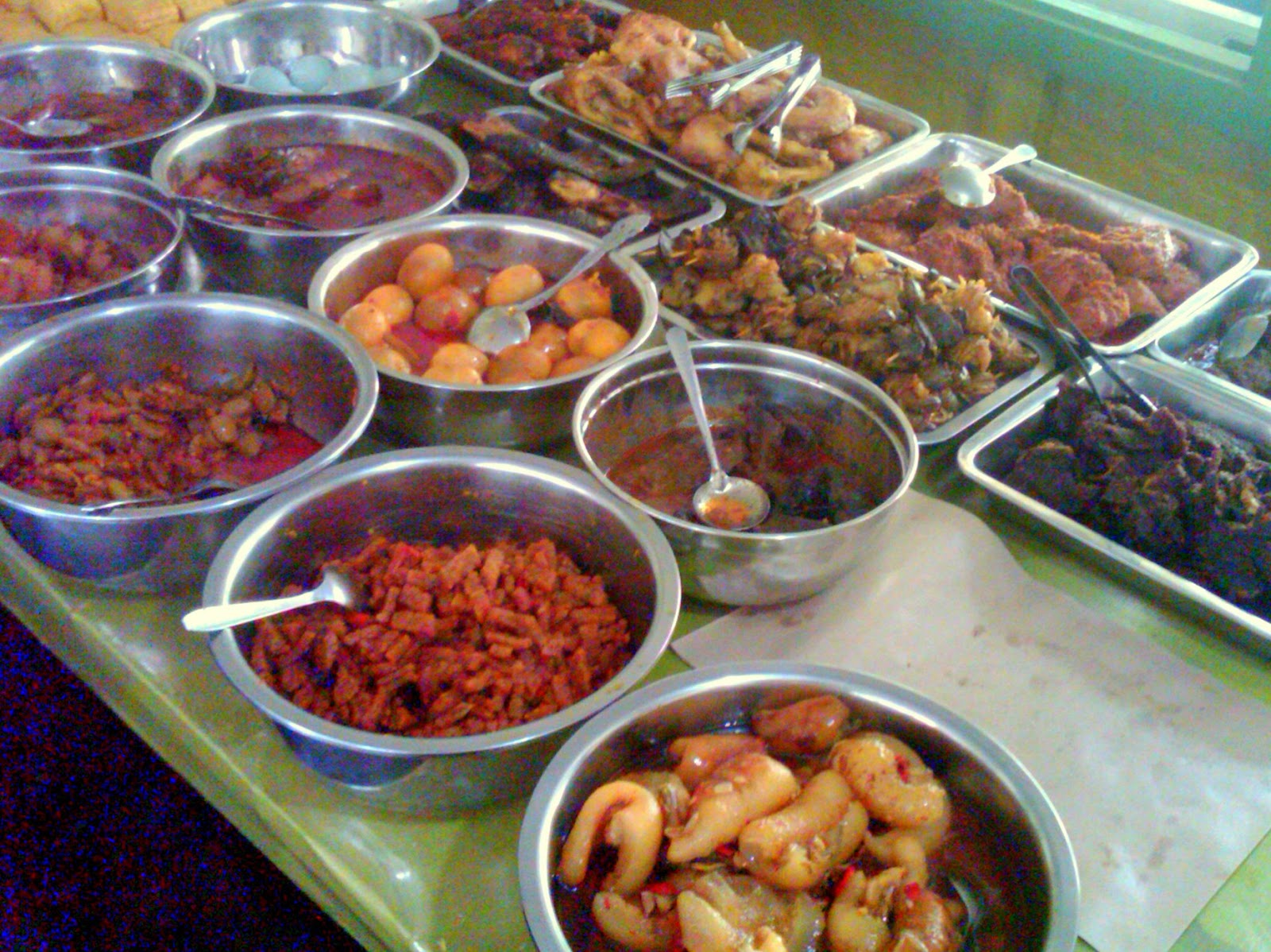 Memilih Makanan Berlemak