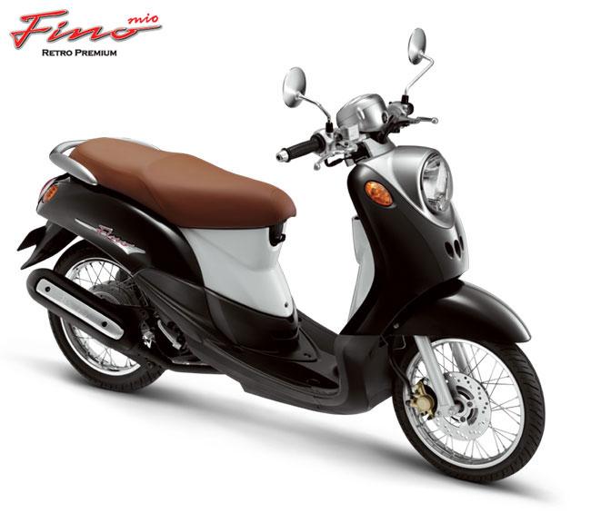 OTOMOTIF INDONESIA Harga Yamaha Fino Baru Semua Type