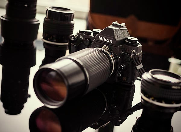About Photography: Nikon Df