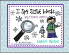 http://www.teacherspayteachers.com/Product/I-Spy-Sight-Words-Winter-1048368