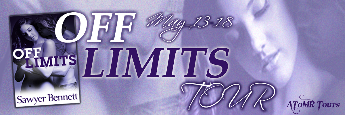 {Review+Giveaway} Off Limits by Sawyer Bennett
