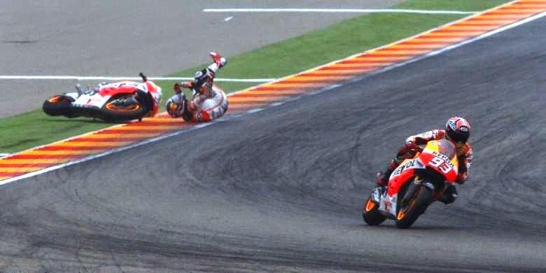 Hasil MotoGP Aragon 2014 dan Klasemen Sementara