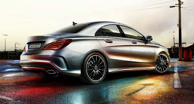 mercedes benz cla hdr wallpaper