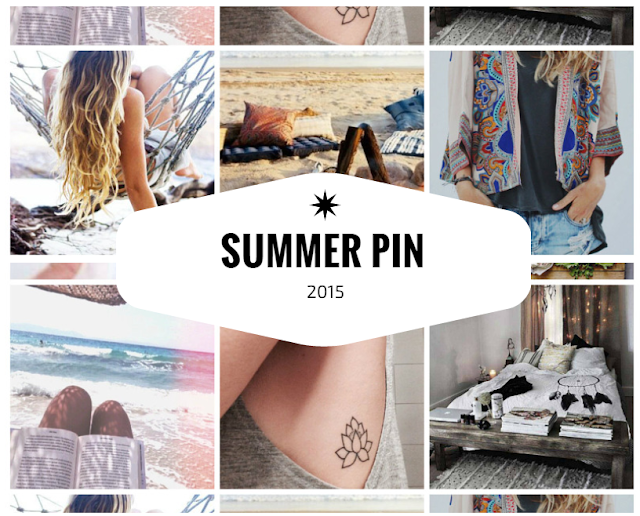 chloeschlothes - Collage summer photos