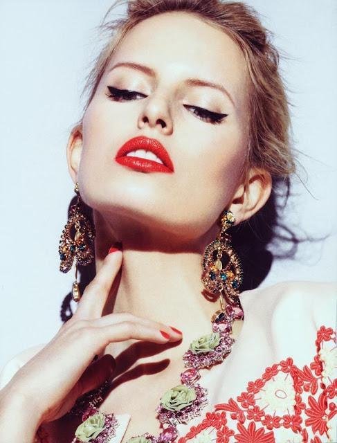 Model Karolina Kurkova