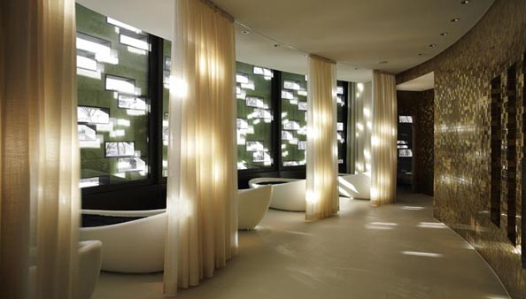 BELSŐÉPÍTÉSZ BLOG Modern Spa Interior Design Ideas  Modern SPA