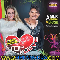 Banda Top Love - Stúdio 2013