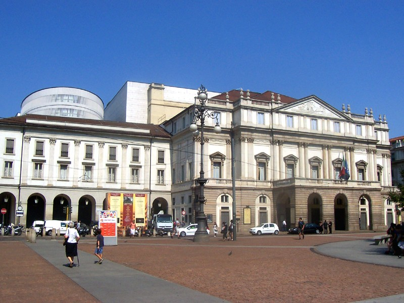 La Scala Opera House and Museum