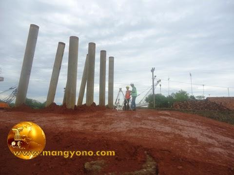 Sudah ada penerangan di lintasan mega proyek Toll Cipali