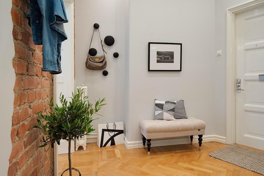 Wn trza zewn trza blog wn trzarski ceg a sztukateria i for Fotos de recibidores de pisos