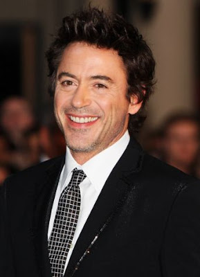 ROBERT DOWNEY JR HAIRSTYLE