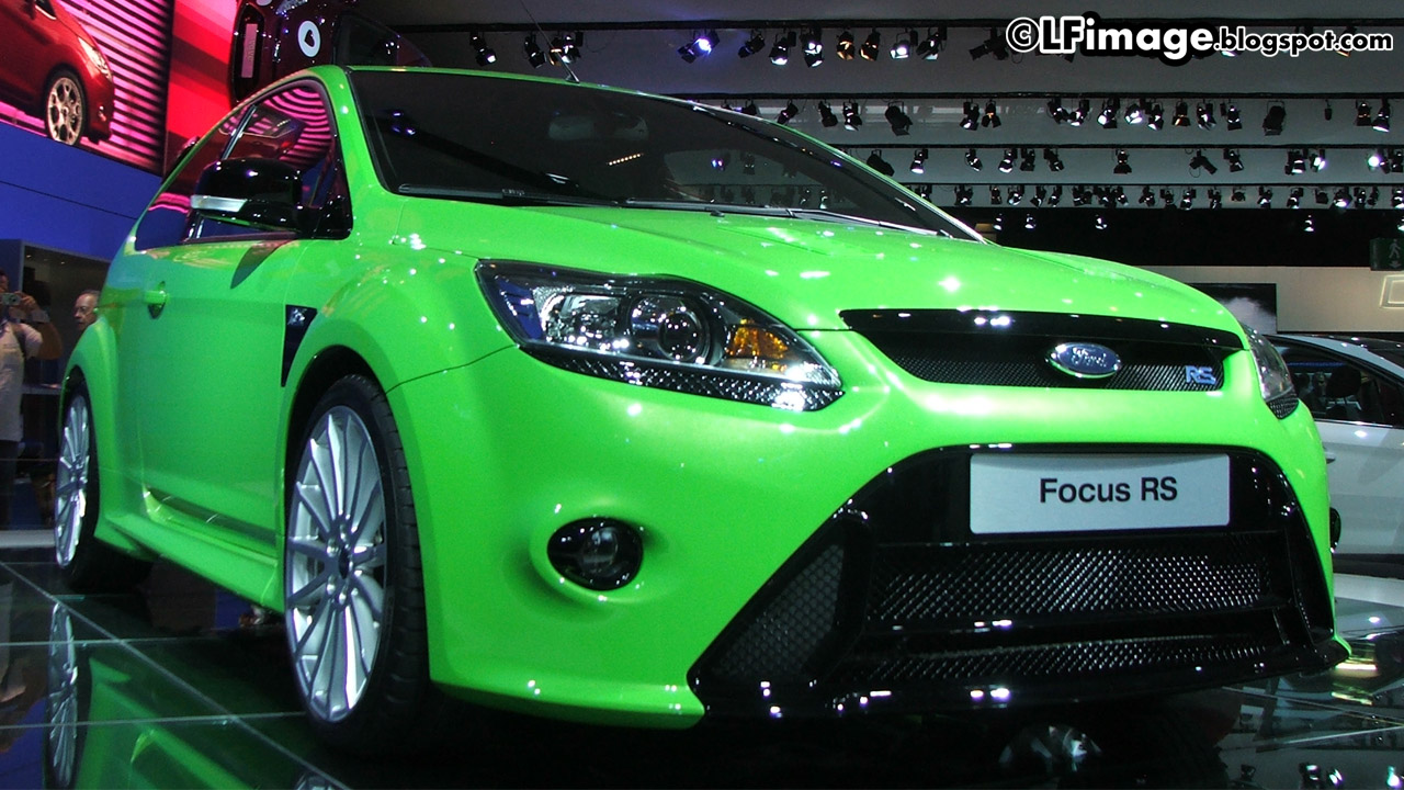 lf image ford focus rs 2009. Black Bedroom Furniture Sets. Home Design Ideas