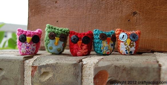 Amigurumi Pattern Free Owl : Craftyiscool free pattern friday austin owl amigurumi