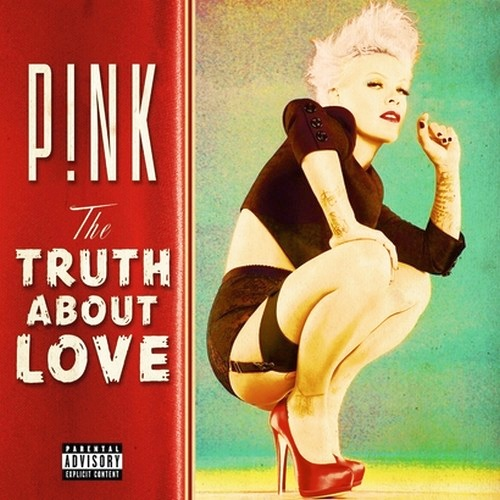 Capa do CD P!nk - The Truth About Love - Deluxe Edition iTunes LP