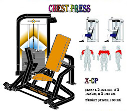 Chest Press Black