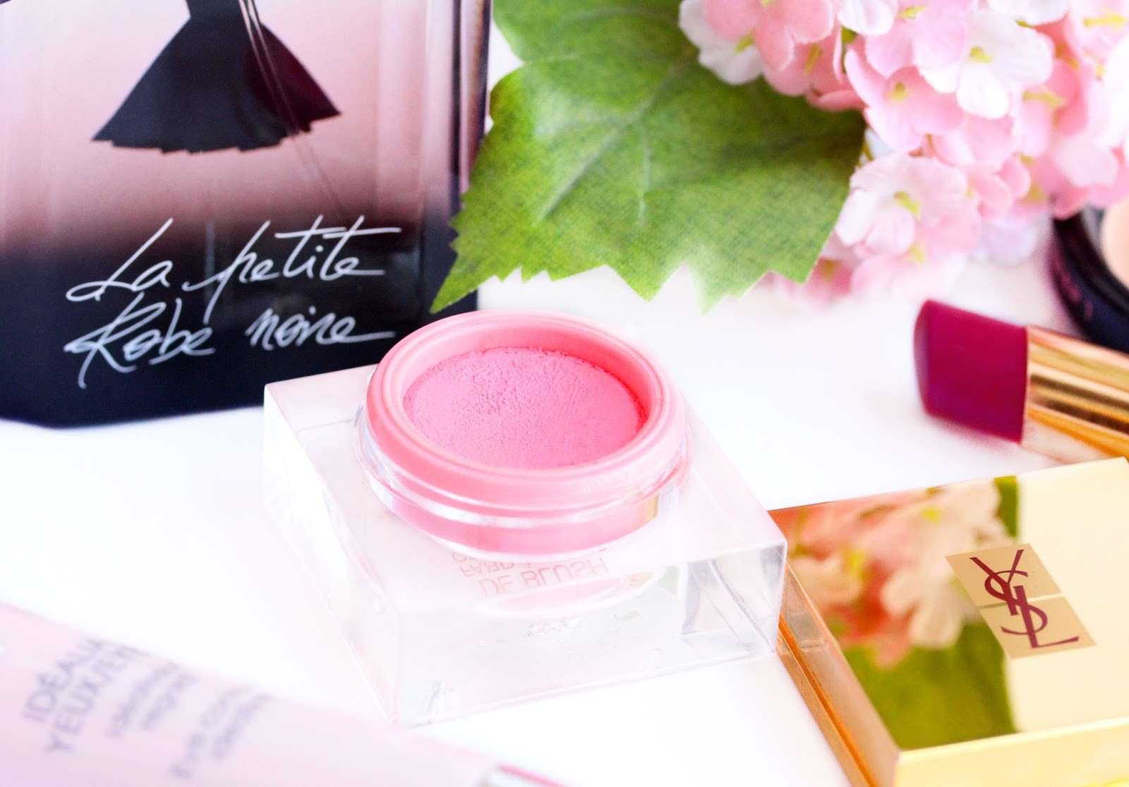 YSL Cream Blush in Baby Doll