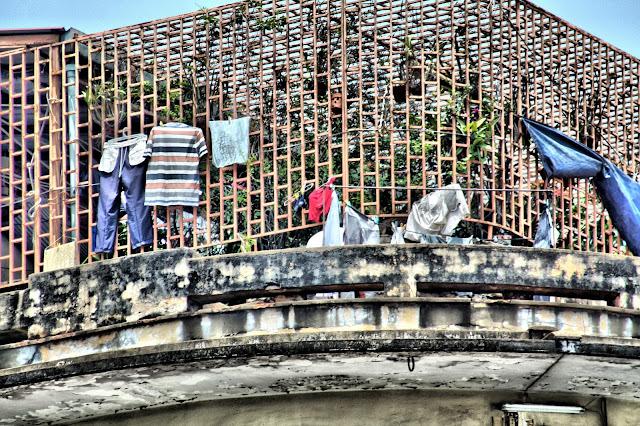 Toits et façades insolites
