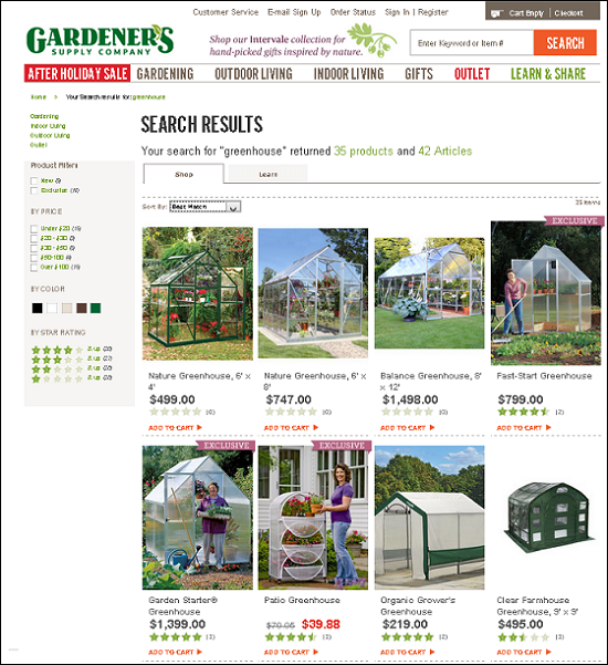 Gardeners supply website 28 images useful links one for Gardeners supply company