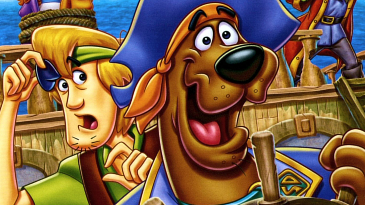 Scooby Doo Pirate