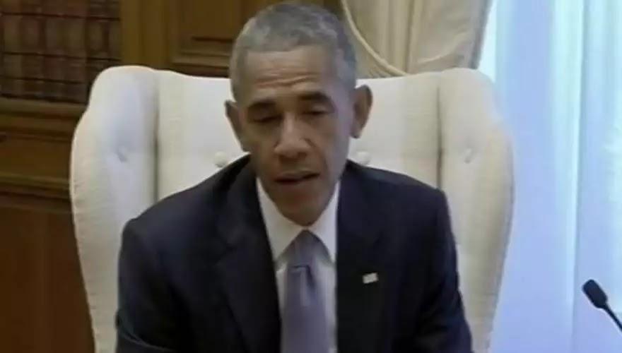 Γκάφες ολκής από τον διερμηνέα στην συνάντηση του Μπ. Ομπάμα με τον Αλ. Τσίπρα στο Μέγαρο Μαξίμου (βίντεο)