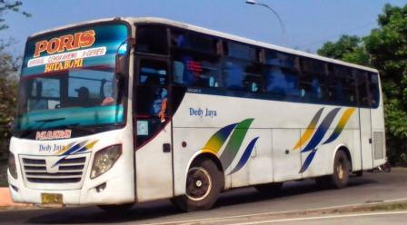 Bus Pariwisata Dedy Jaya
