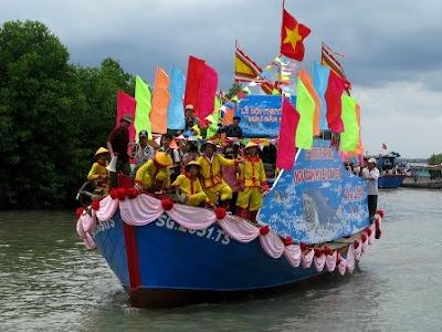Lễ hội Dinh Cô Long Hải
