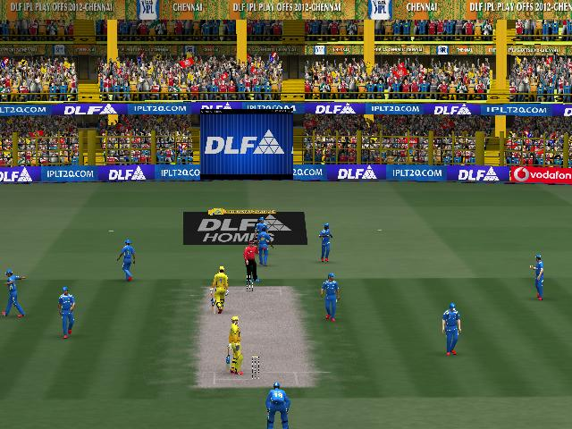 EA Sports Cricket 2012 IPL 5 Patch