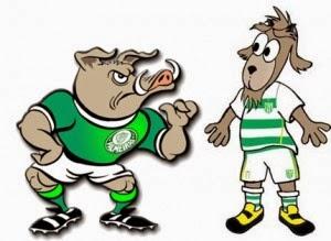 Vitória da Conquista e Palmeiras pela Copa do Brasil será no dia 25 de fevereiro