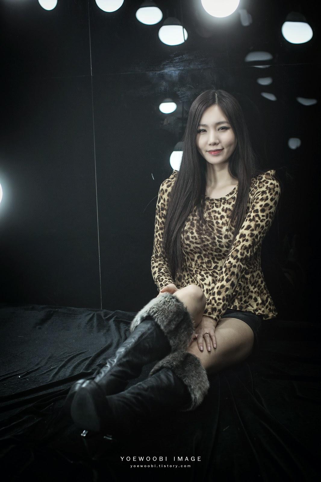 Lee Ji Min - Leopard Spots