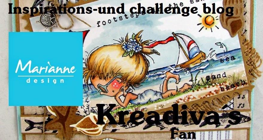 Marianne Design Krea Divas