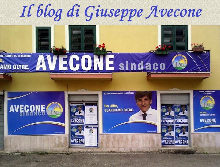 Il blog ufficiale di Giuseppe Avecone