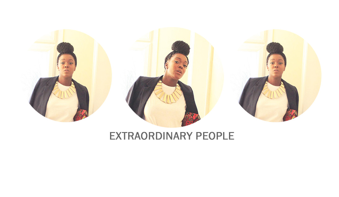 ...Extraordinary People...  Fashion Blog