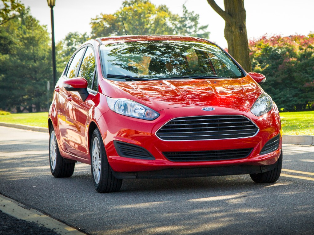 2014 Ford Fiesta Is Most Fuel Efficient Non-Hybrid in the U.S.
