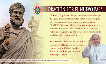 Oración Por el Nuevo Papa