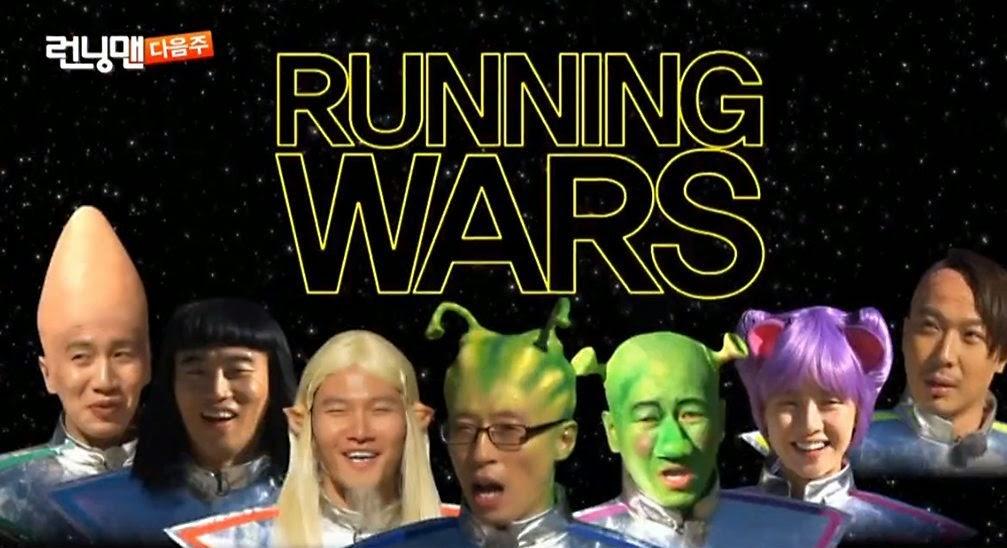 running man 222